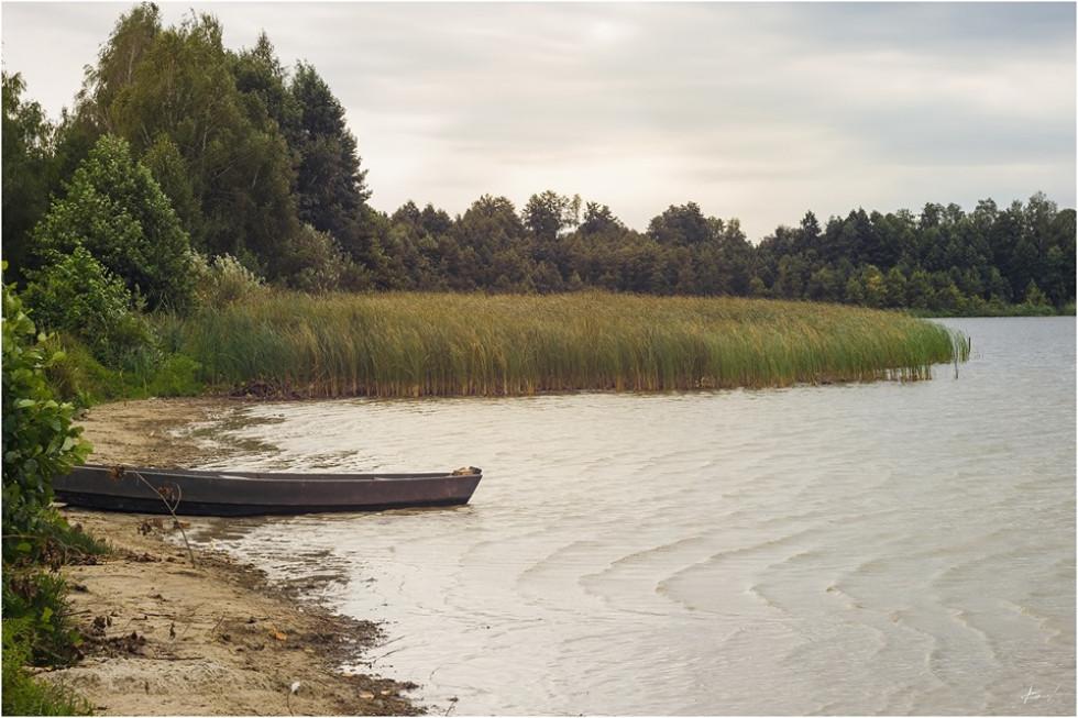 Озеро села Синове