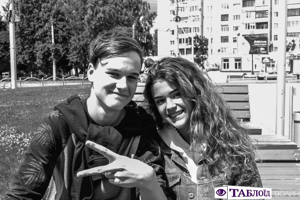 Віталій та Яна