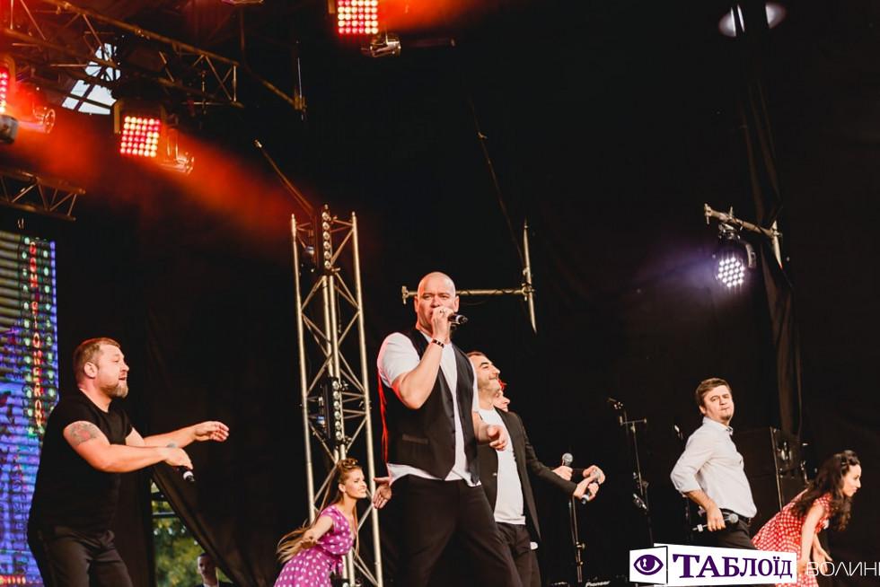 «Kvartal FEST» у Луцьку