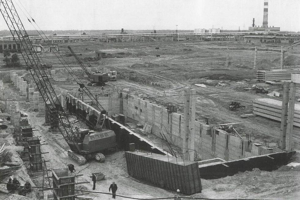 Підшипниковий завод, 1980-ті