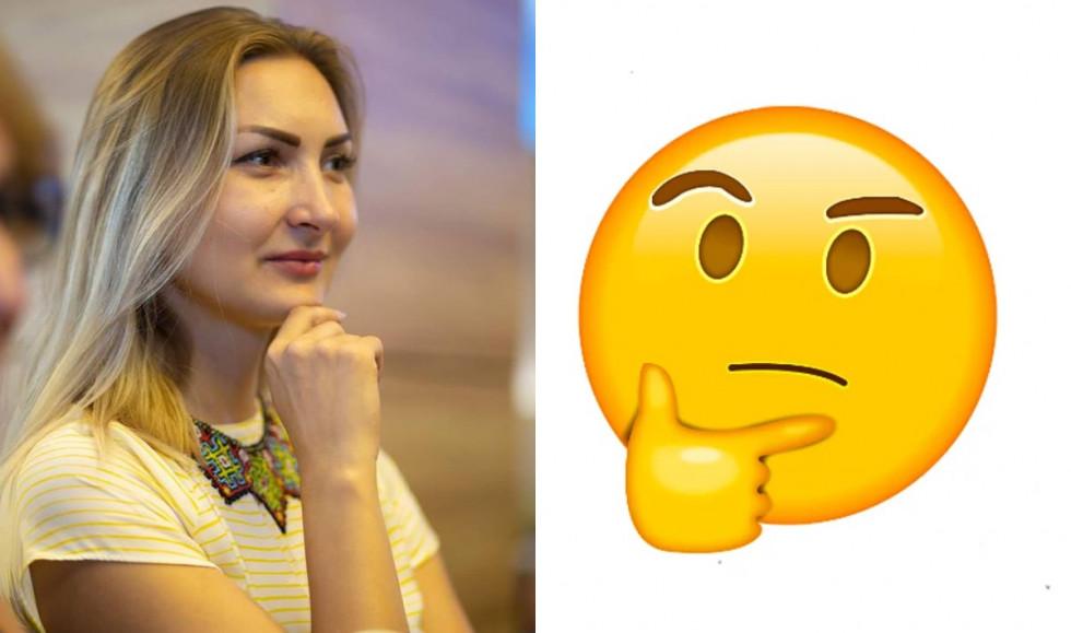 Радниця міського голови Мар'яна Сорочук