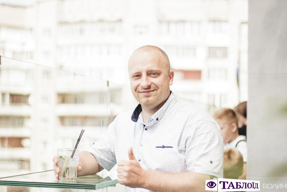«Кавова розмова» з Вячеславом Панасюком