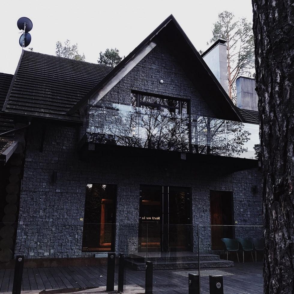 Ресторанний комплекс «Gosti»