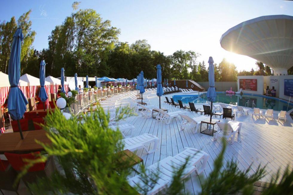 Комплекс сімейного відпочинку «Ротонда beach club»