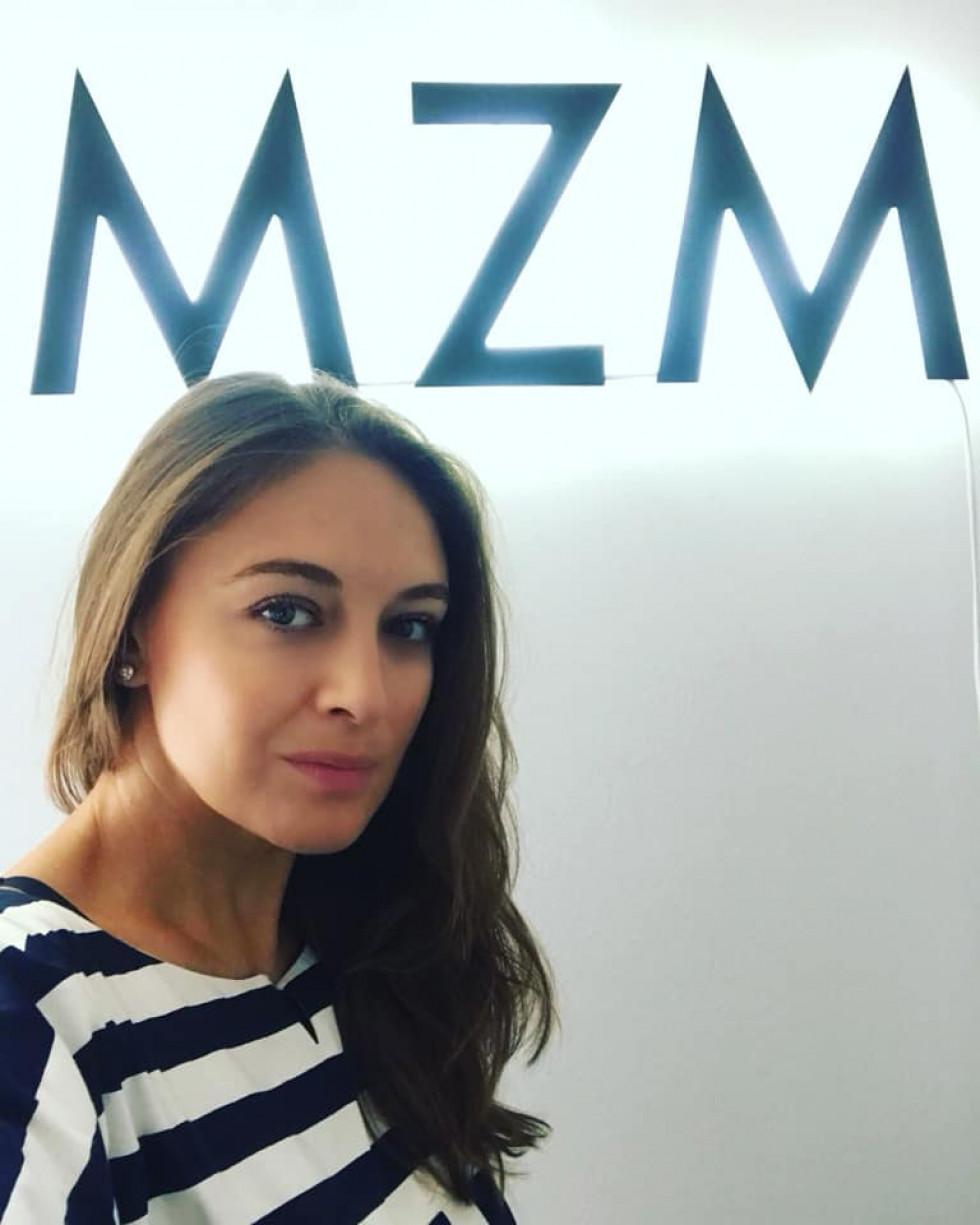 Марина Занюк.