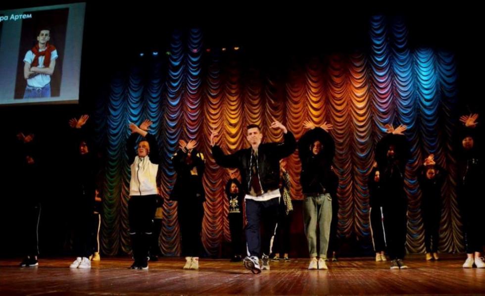 Красень СНУ: культуролог-танцівник, який прагне змінити світ