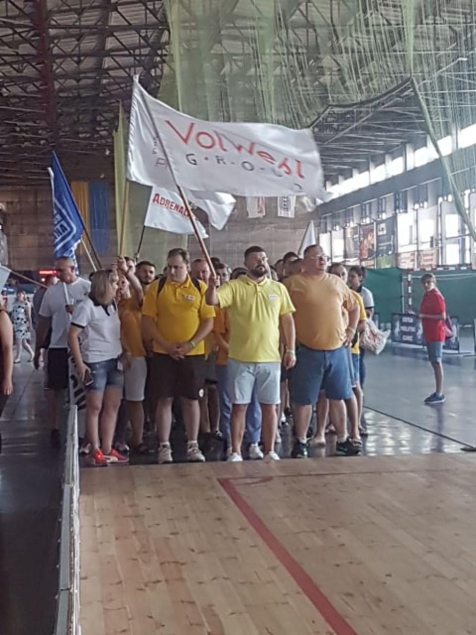 У Луцьку стартувала масштабна 16-та Спартакіада «VolWest Group»