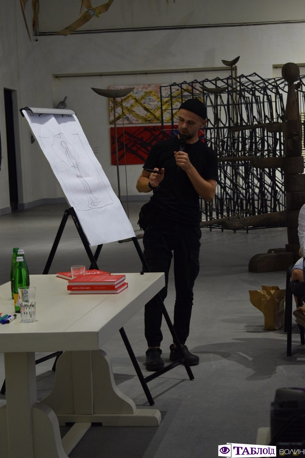 Бізнес та мистецтво: у Музеї Корсаків розповіли, як ідея компанії перетворюється на арт-об'єкт