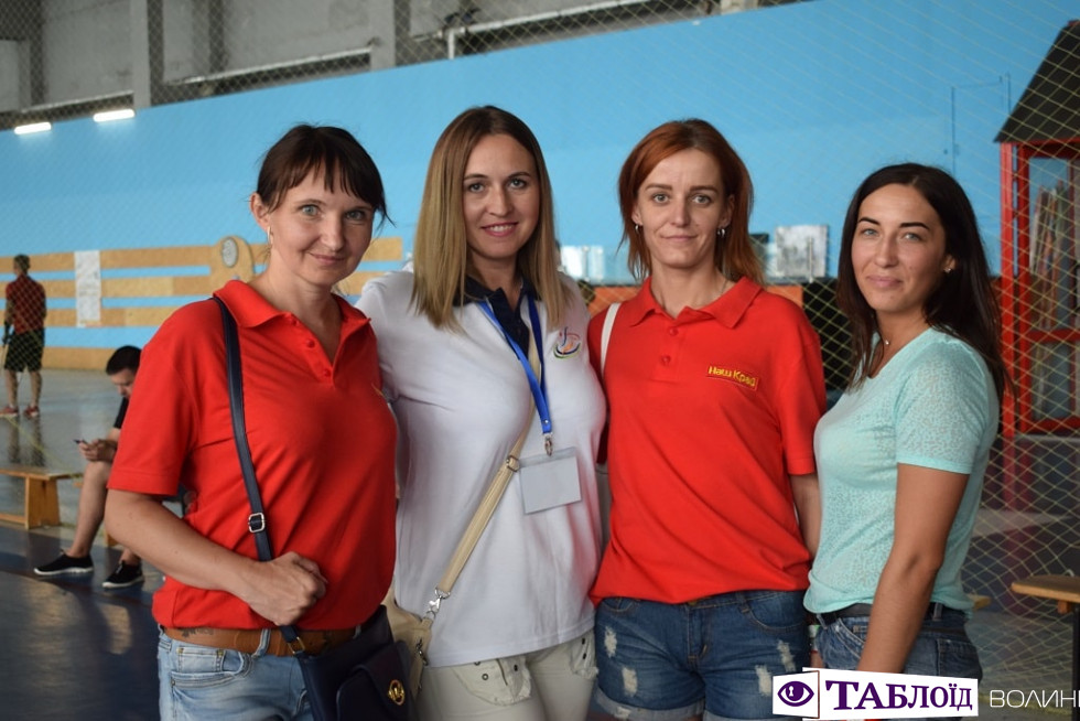 Шістнадцята Спартакіада «VolWest Group»