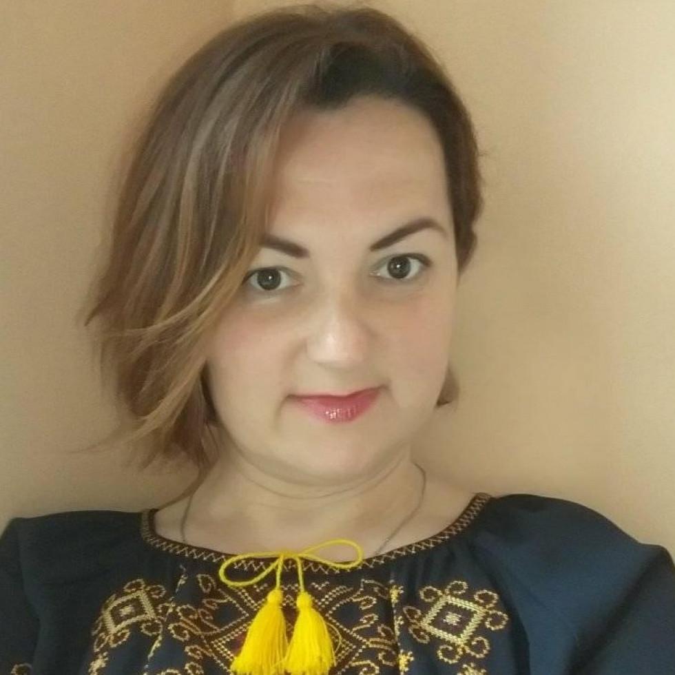 Ольга Бондарук
