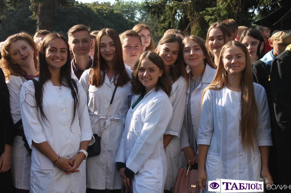 Початок нового навчального року у СНУ