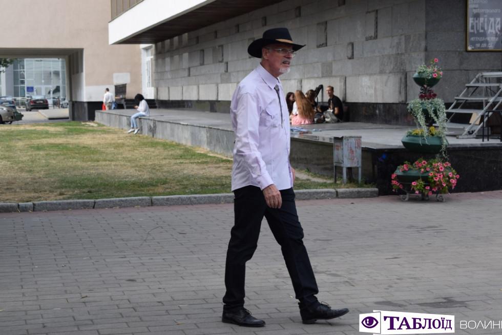 Вперше в Луцьку: відбувся кантрі-фестиваль