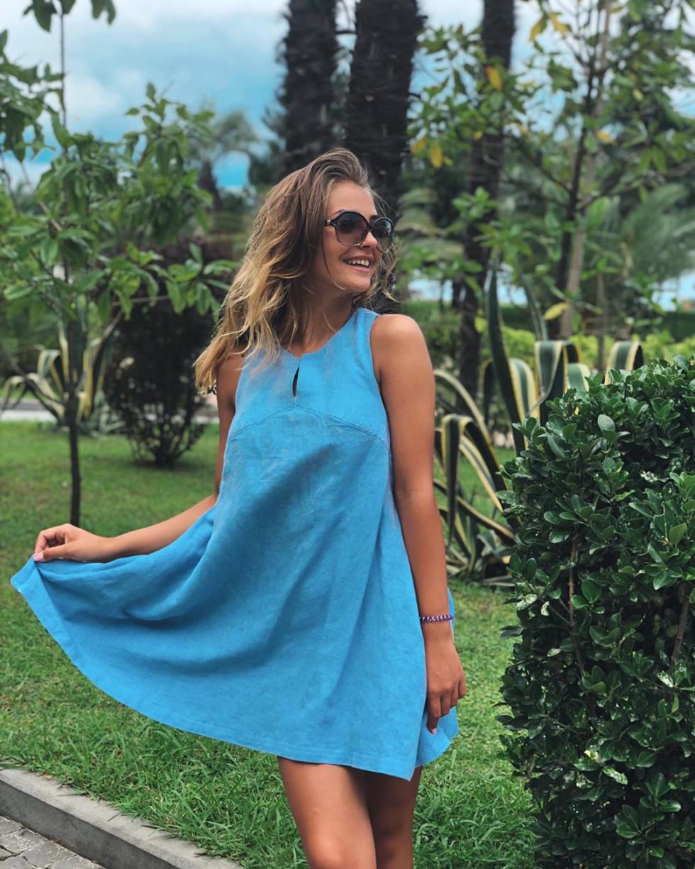 Красуня дня: блакитноока Аліна