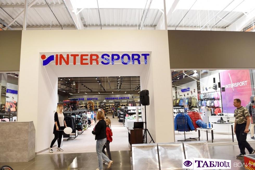 мМагазин Intersport у Луцьку