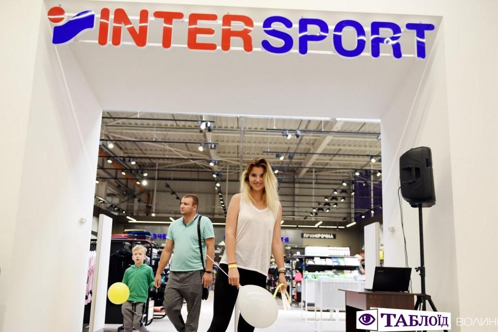 Магазин Intersport у Луцьку