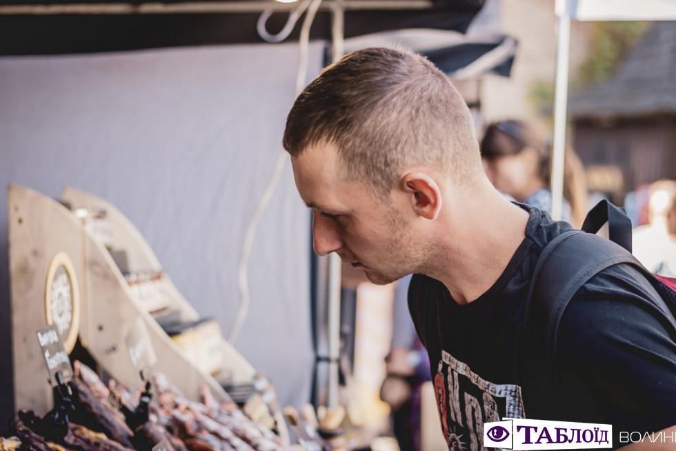 Lutsk Food Fest:Х