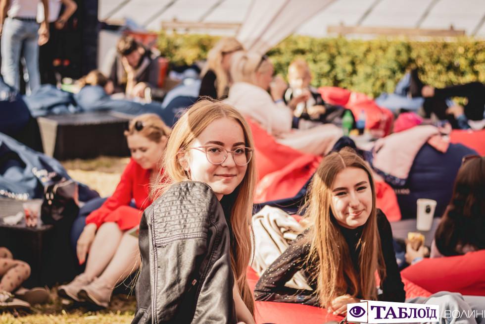 гості фестивалю Lutsk Food Fest: