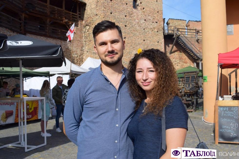 Михайло та Ангелінка