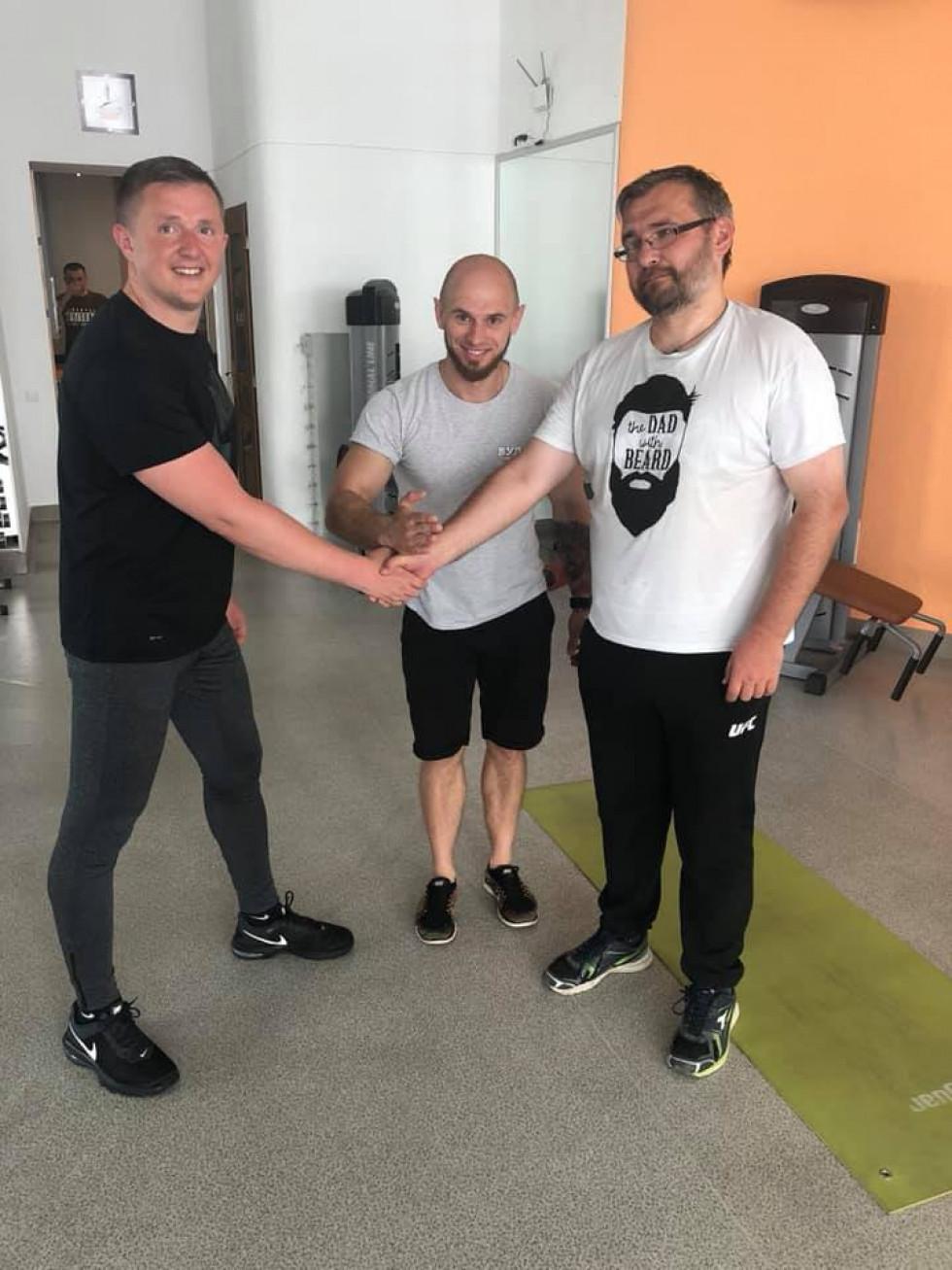 Парі між Юрієм Ричуком та Андрієм Разумовським