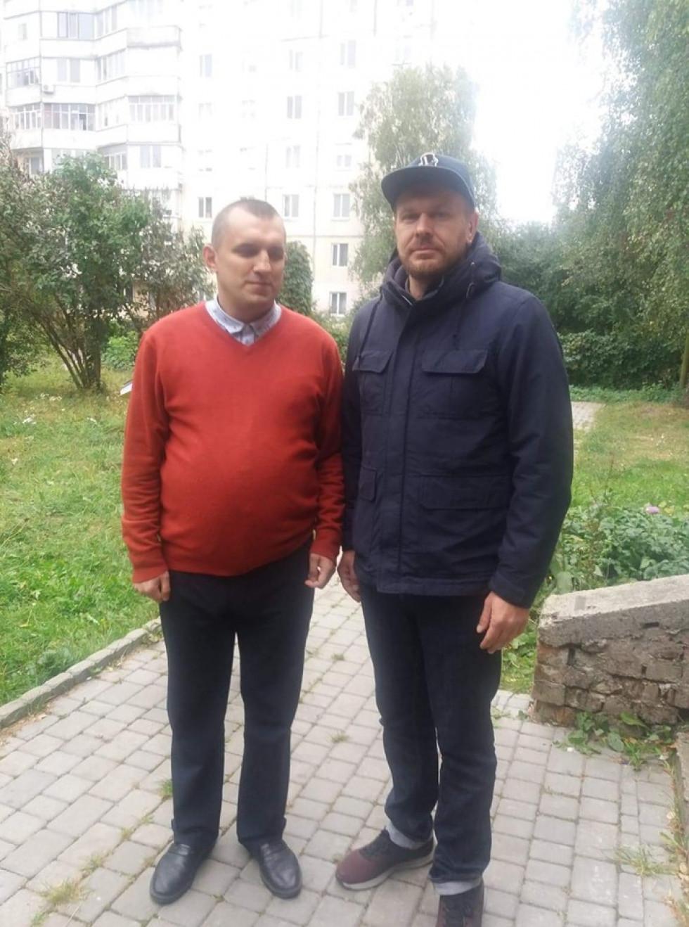 «Ukraїner» у Луцьку