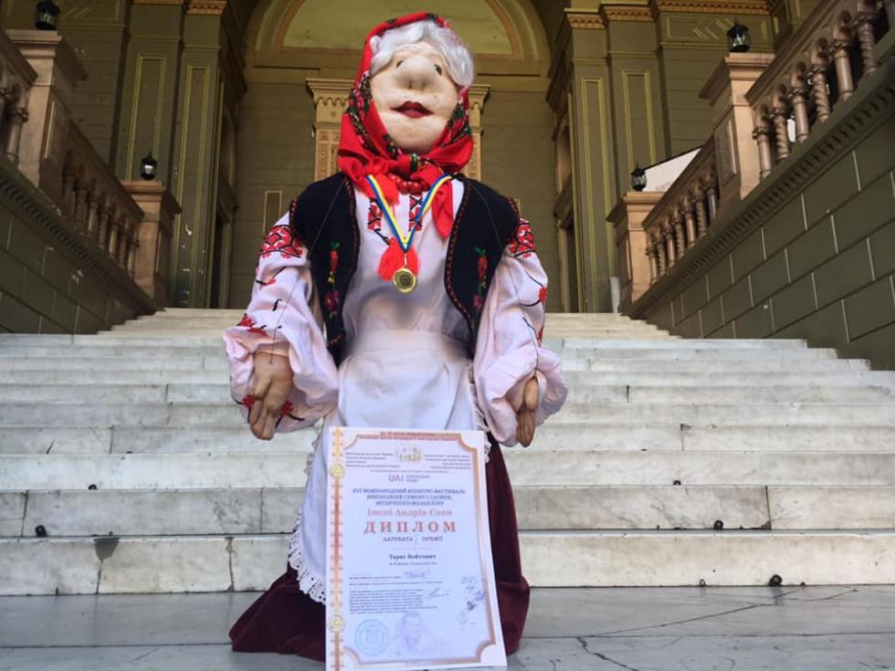 Баба Василина в Одесі