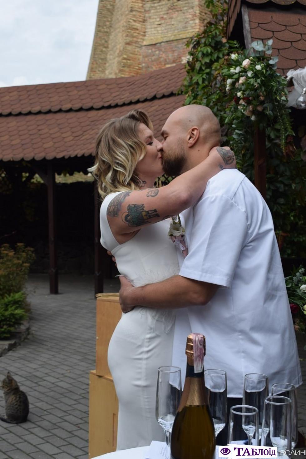 Відома волинська спортсменка вийшла заміж