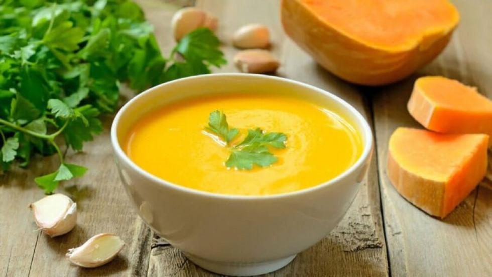 Картопляний крем-суп