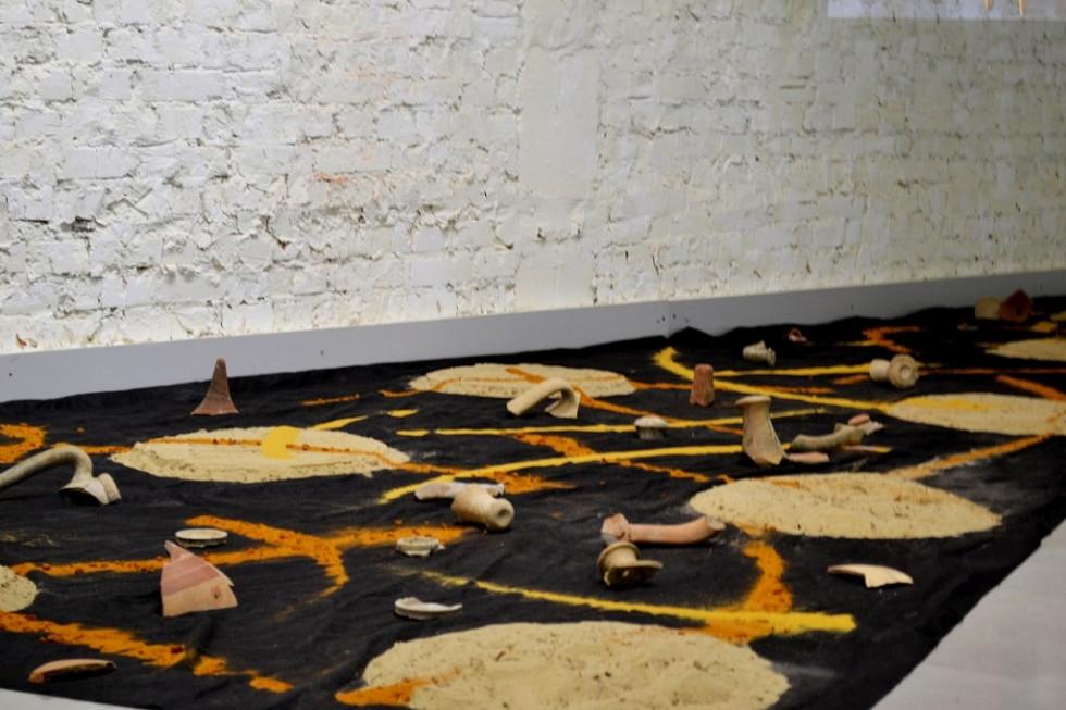 Заняття у Малій академії сучасного мистецтва