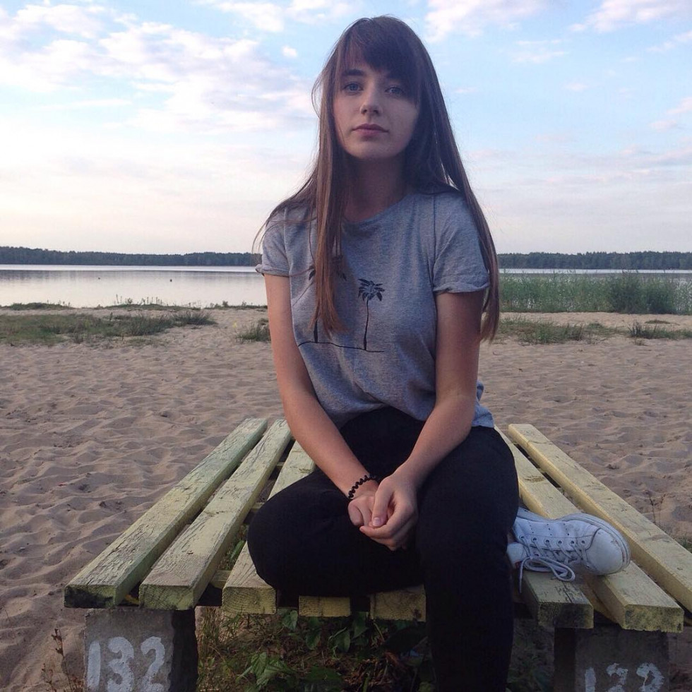 Красуня дня: романтична Анастасія