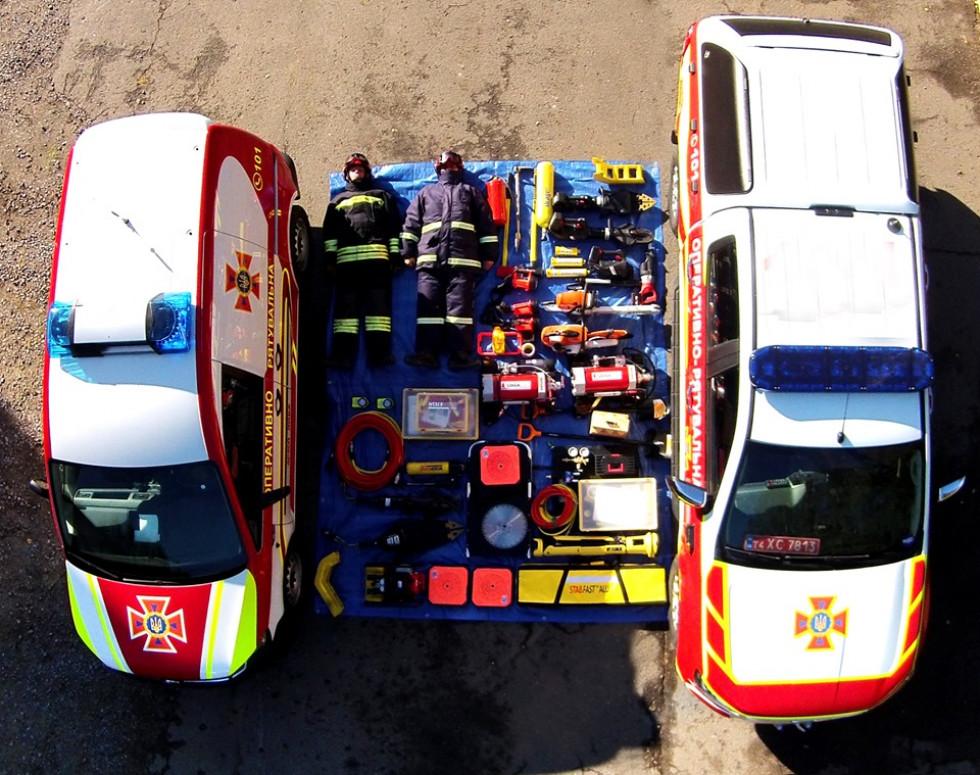 Волинські рятувальники