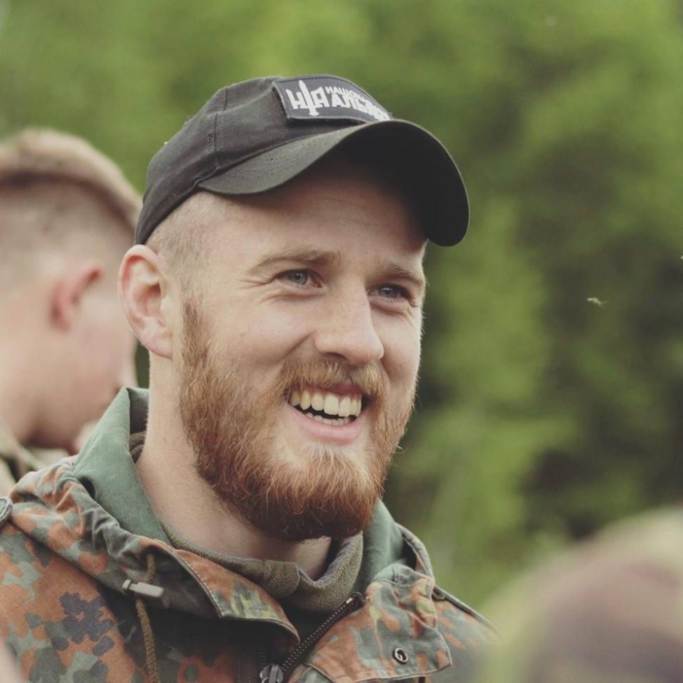 Директор Волинського обласного Центру туризму, спорту та екскурсій Богдан Бальбуза