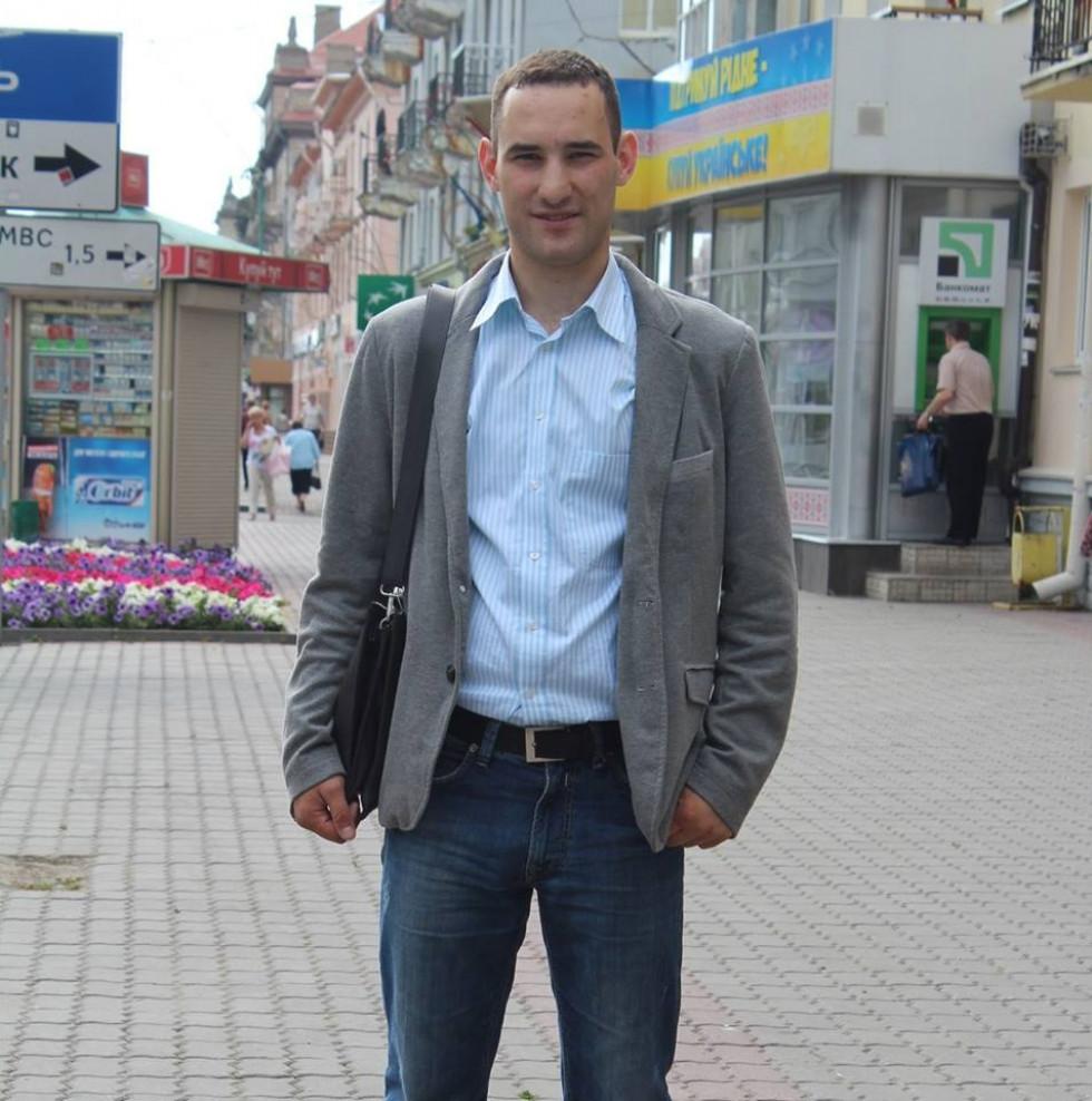 Шеф-редактор у «СіД Медіа Груп» Ігор Денисевич