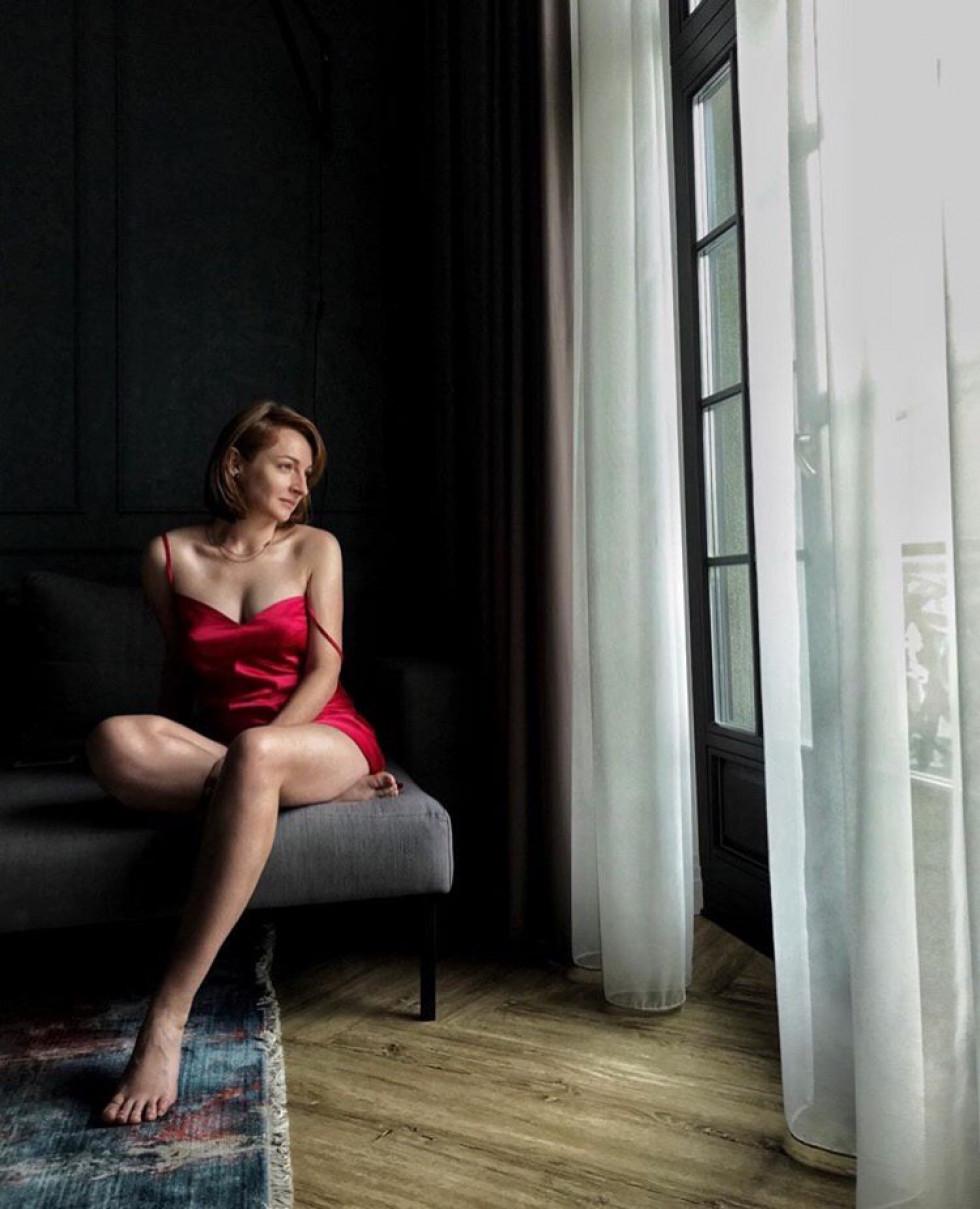 Редакторка «Space Magazine» Ірина Матейчик