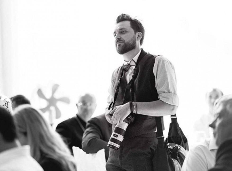 Роман Домбровський – фотограф, який відкрив у собі талант підприємця