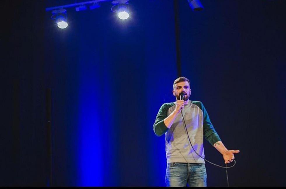 Вадим Барабуха – бізнесмен, який своїм стендапом зможе розсмішити будь-кого