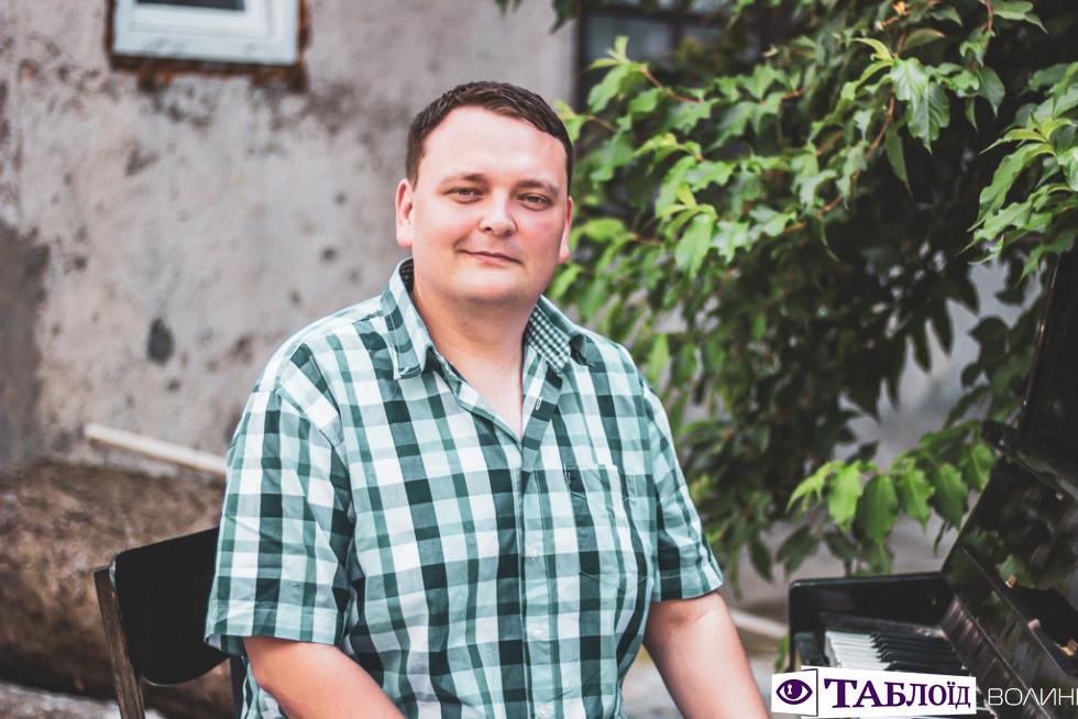 Віктор Грисюк – підприємець, який любить джаз і пише вірші
