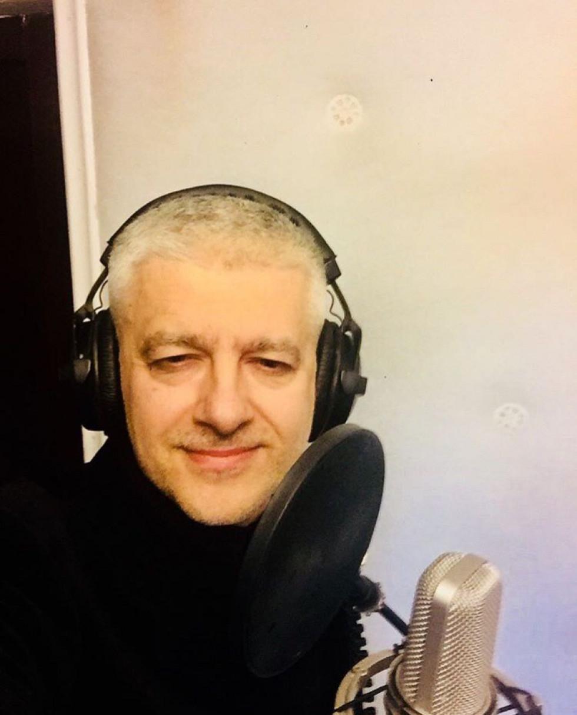 Сергій Скулинець – не лише шоумен, а й співак