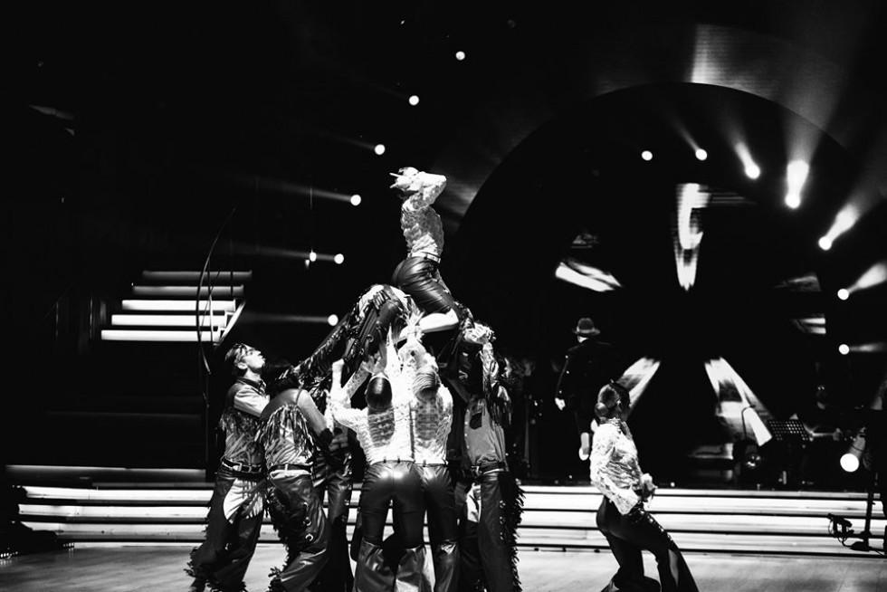 Виступ Монатика на шоу «Танці з зірками»