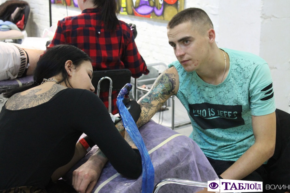 Art-Tattoo Lutsk 2019