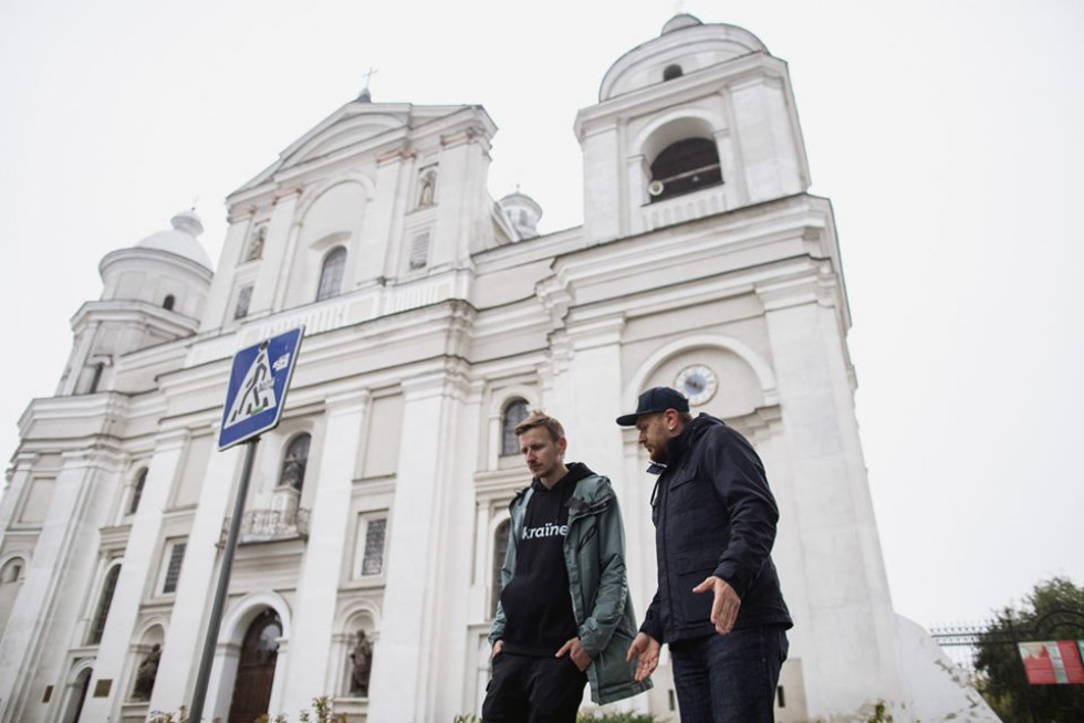 «Амбасадори» у Луцьку