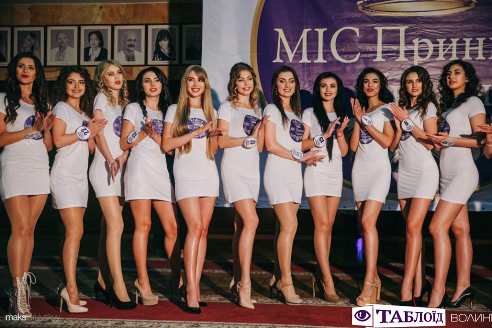 Бекстедж конкурсу «Міс принцеса України»