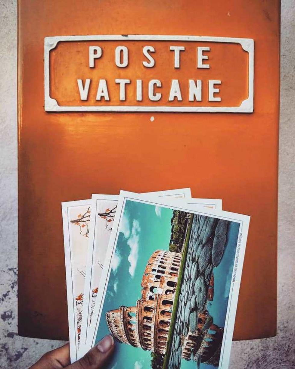 Редакторка з Волині показала атмосферний Ватикан