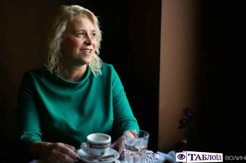 Жінка-керівниця: директорка бізнес-академії РМВА Тетяна Репницька