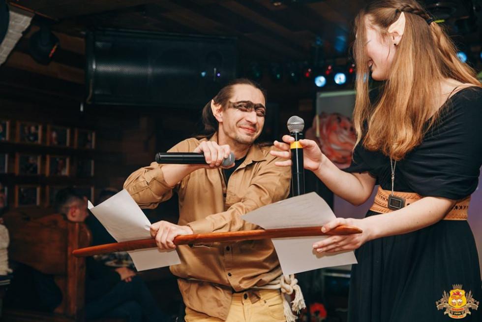 Відьми, ельфи та конкурси: як у луцькому «Кораблику» святкували Хелловін