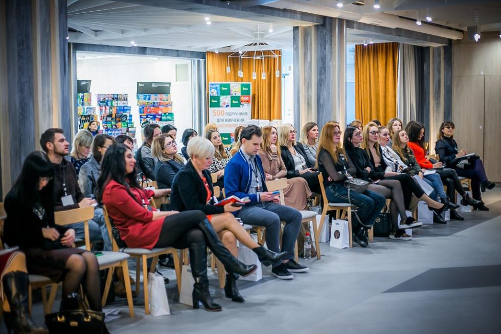 Практична конференція для викладачів іноземних мов Language Booster