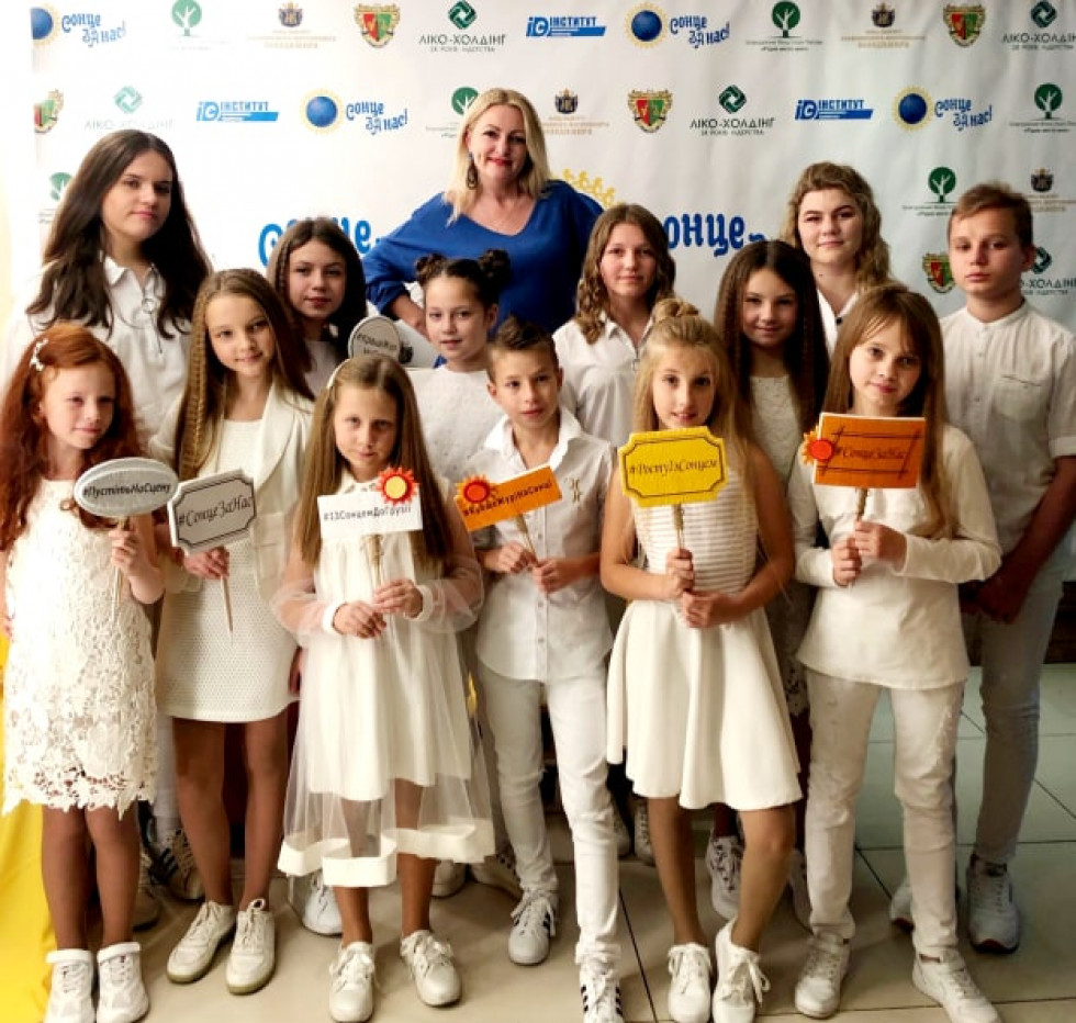 «Spivanochka Show» на конкурсі «Сонце за нас»