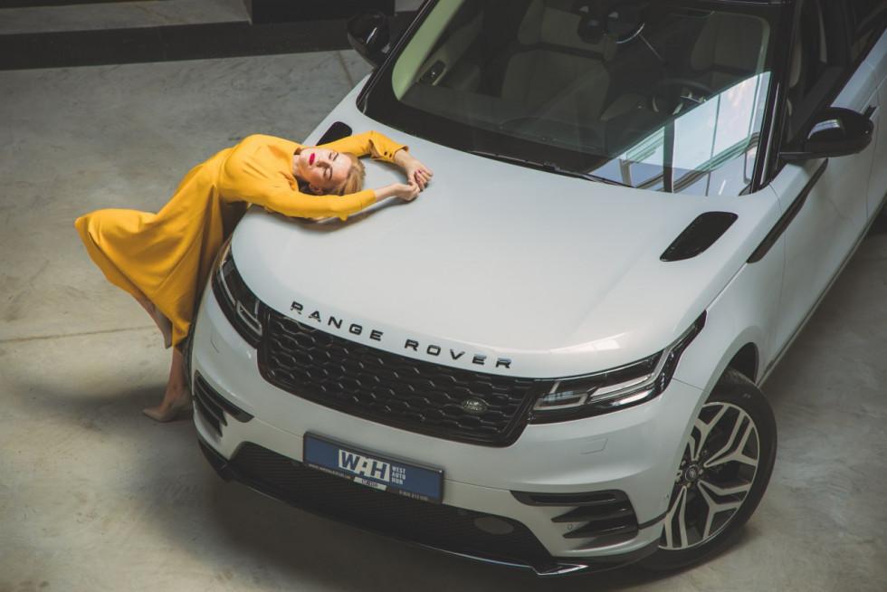 Катерина Осмолович, менеджерка відділу сертифіації WEST AUTO HUB