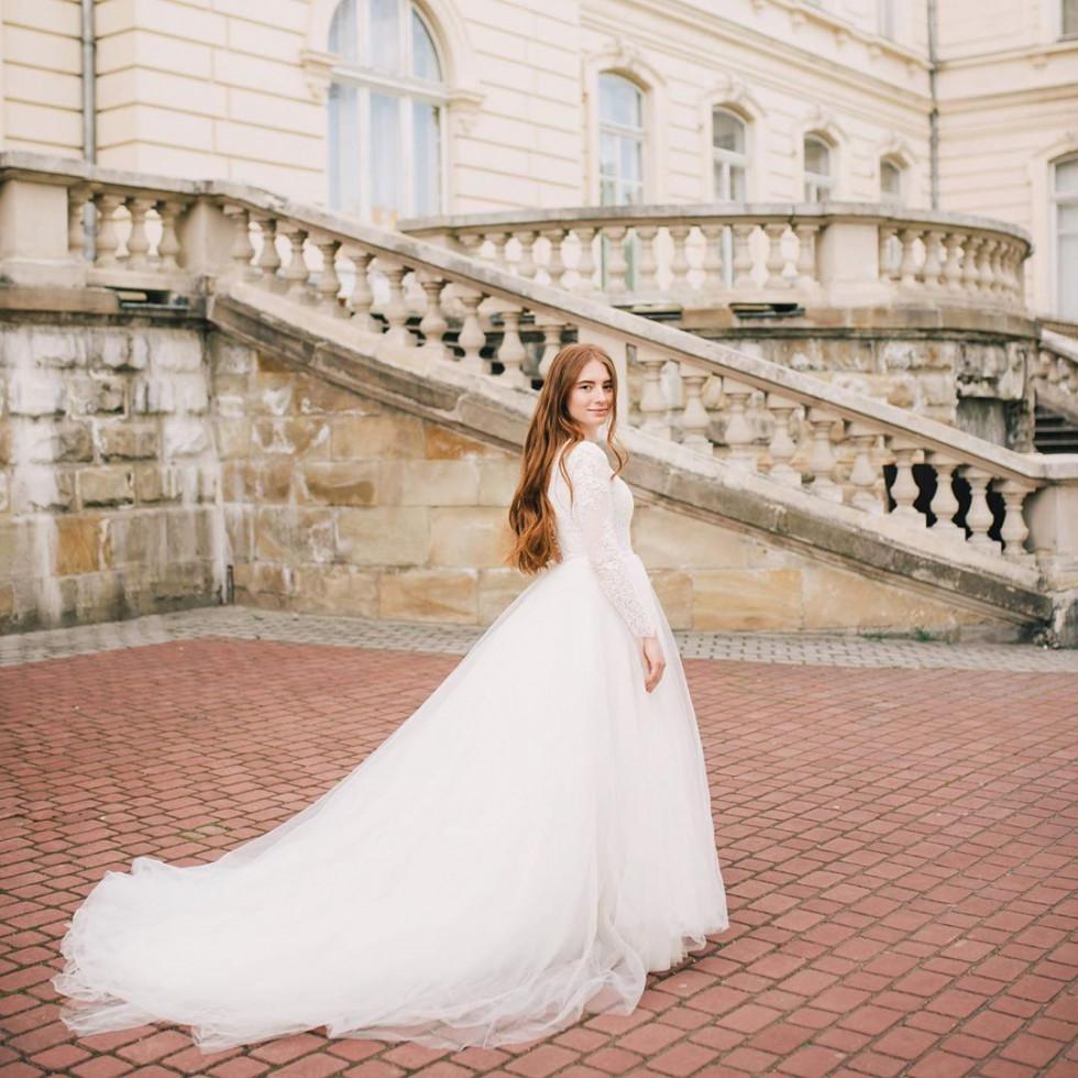 Красуня дня: чарівна наречена Анастасія