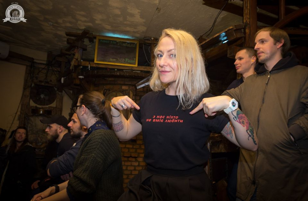 Bojevilla у «Майдані»