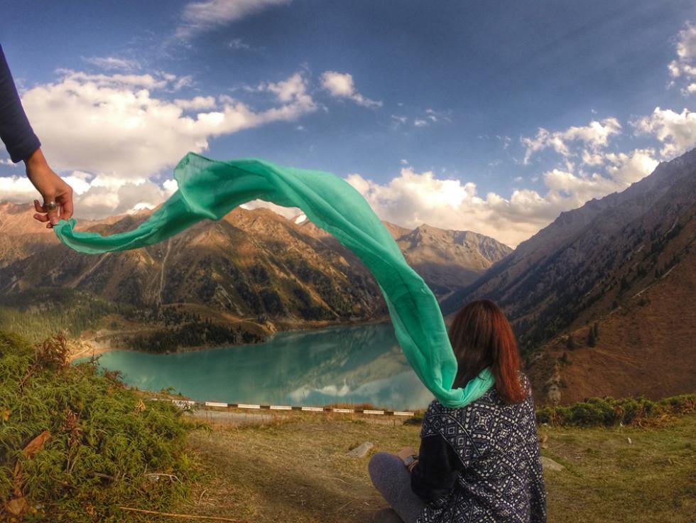 Big Almaty Lake (Kazakhstan)